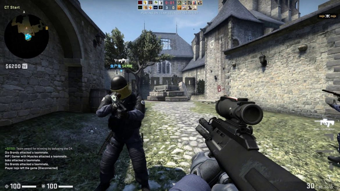 CS GO LEM Ranking Is A Difficult Challenge
